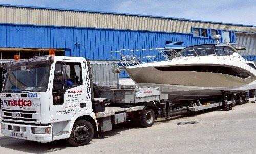 Náutica venta alquiler estadía mantenimiento embarcaciones Calpe