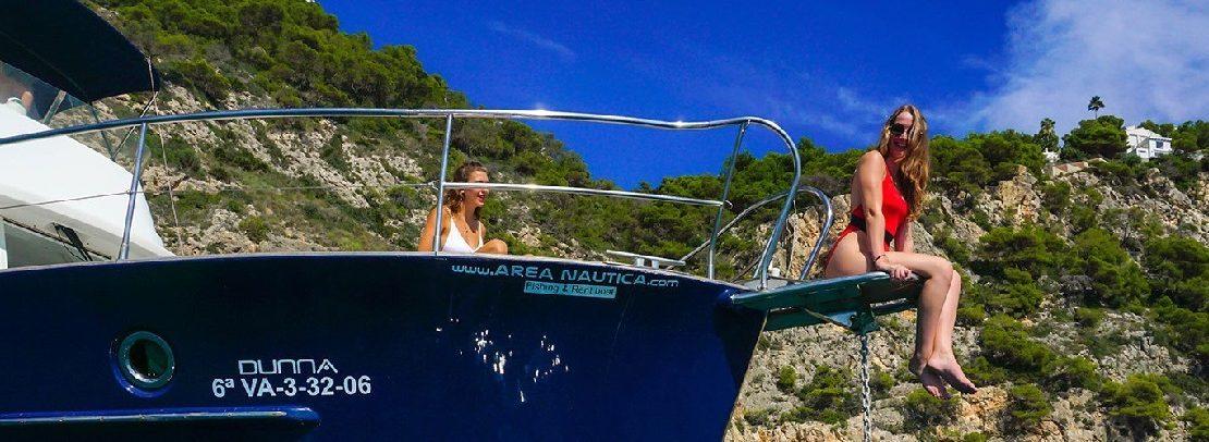 Alquiler Embarcaciones Charter Pesca Deportiva Javea Xabia