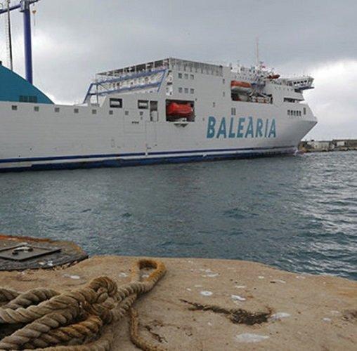Baleària Eurolíneas Marítimas S.A.