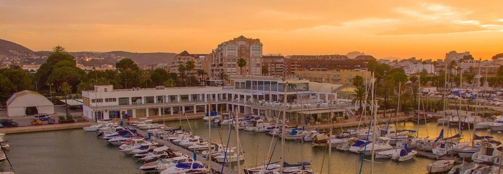 Club Escuela deporte nautico vela remo denia