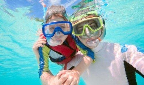 Buceo Snorkel curso clases formación Benissa